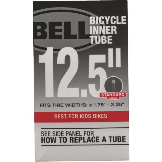 Bell 12-1/2 In. Standard Premium Quality Rubber Bicycle Tube