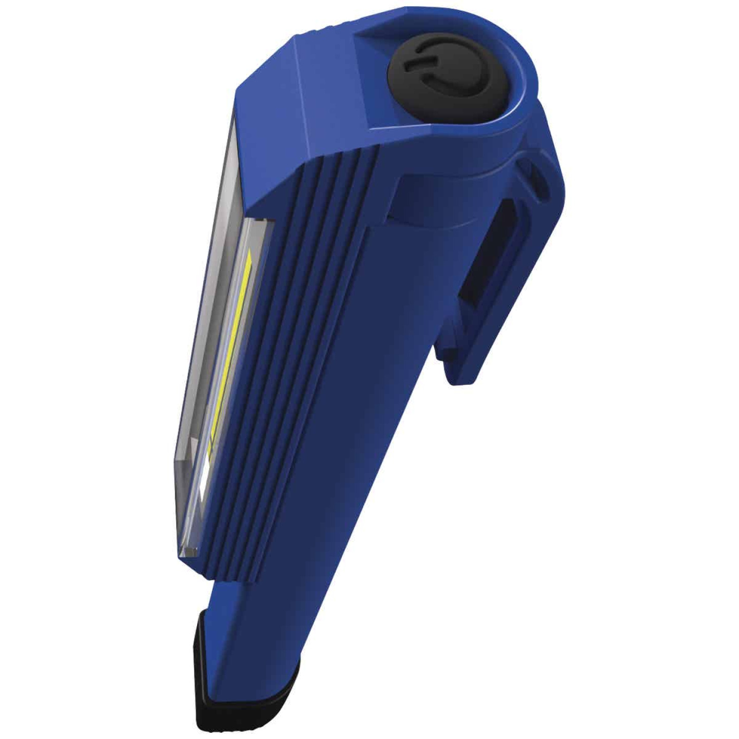 Nebo Larry 170 Lm. COB LED Flashlight, Blue Image 3